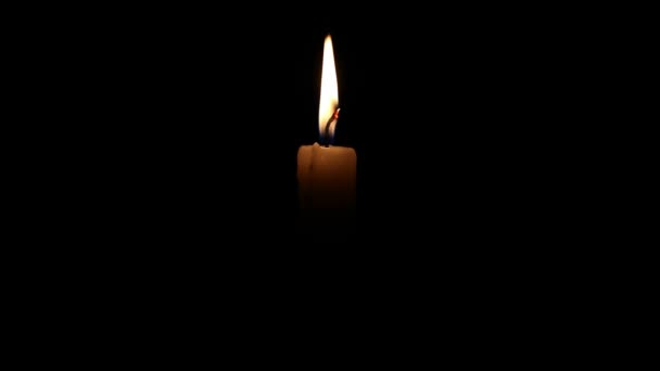 Burn Candle Timelapse