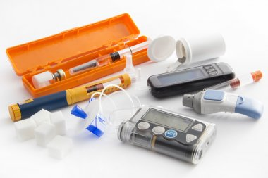 Diabetic items set (all you need to control diabetes)