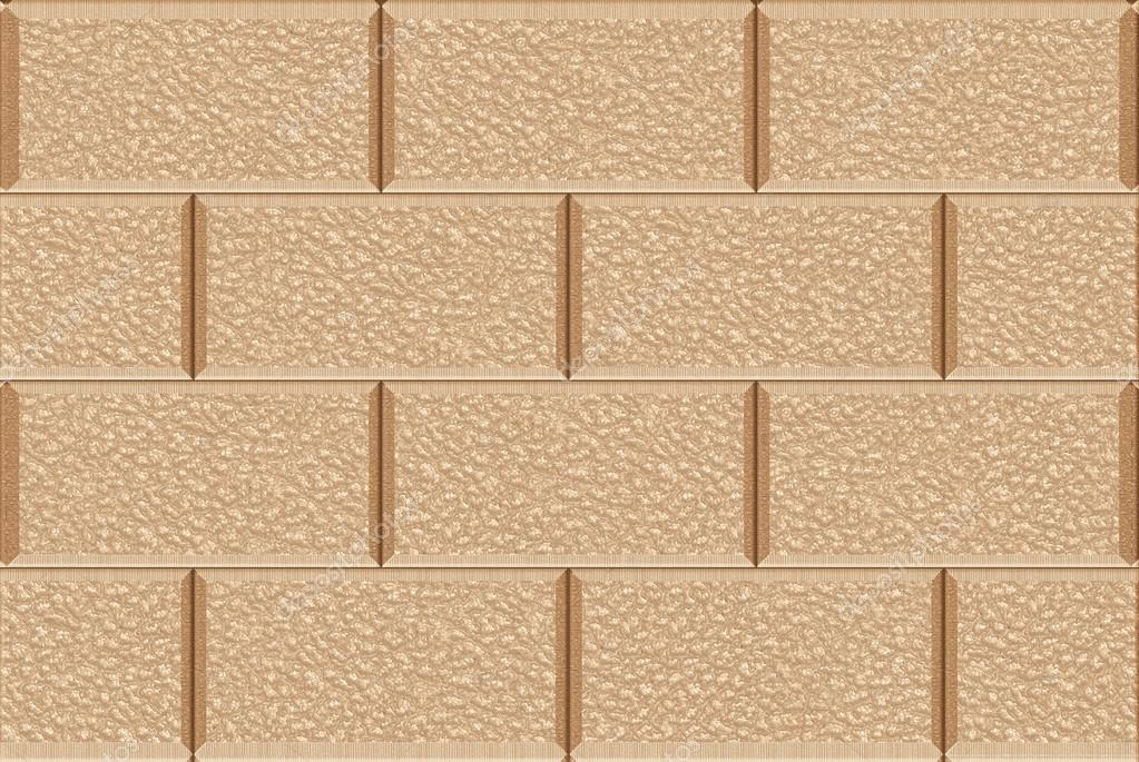 Golden Stone Wall Texture Seamless — Stock Photo © imtushar #112598320