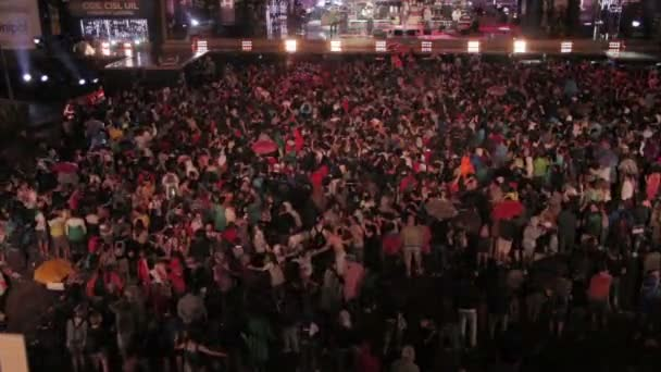 people during first may concert