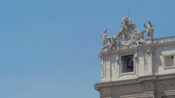 Detail of Saint Peters Basilica