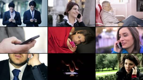 Smartphone, mobile phone, people using smartphone