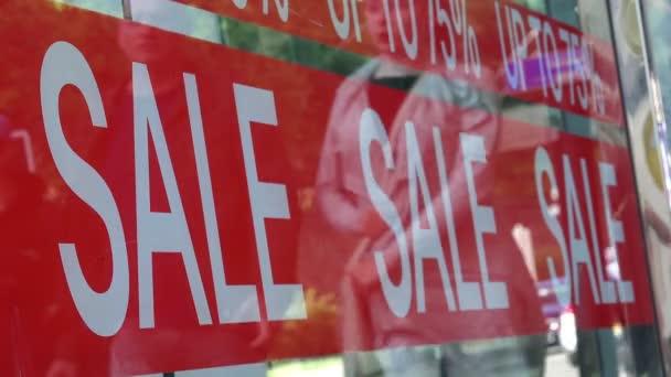 Verkauf in einem Geschäft
