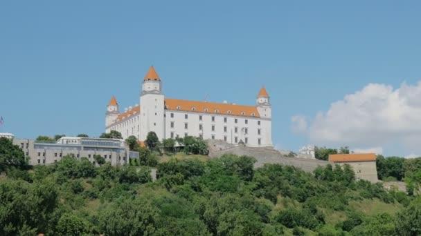 picturesque view of bratislava