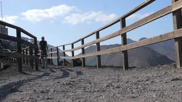 Portrait of  twisty mountain path