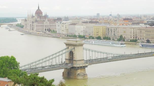 Lánchíd Budapesten