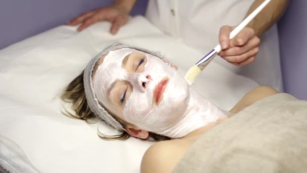 masáž obličeje - lázně