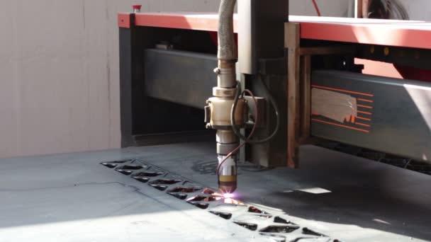 Průmyslové plazmový stroj vrtání železa