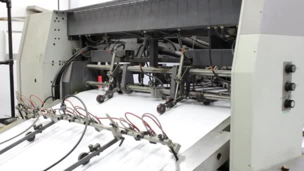 industrial printing of newspapers