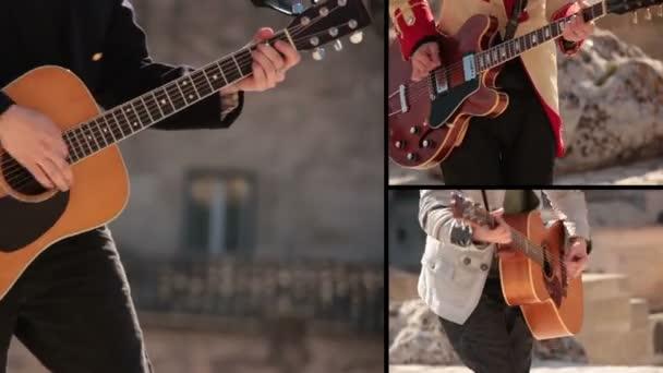Kytaristé. Koncert v amfiteátru - Multiscreen