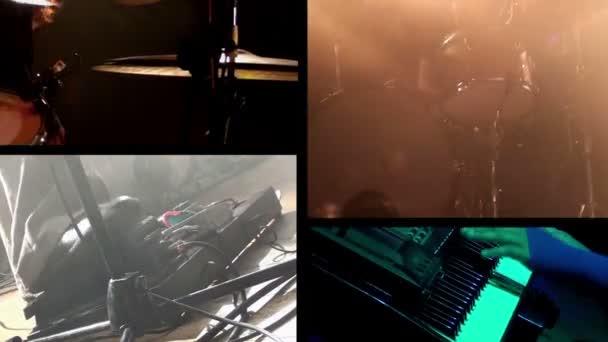 Élő koncert Multiscreen