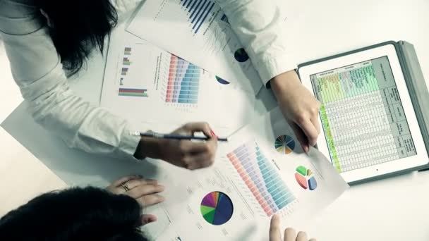 finanční setkání obchodníků