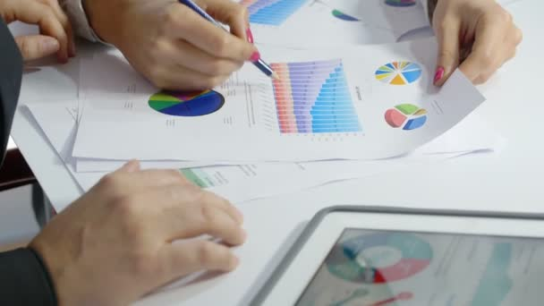 financial data explanation