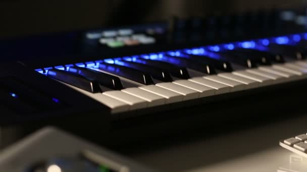 Digital Musical Piano Synthesizer