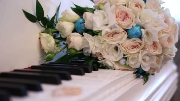 Wedding Flowers Fnd Rings