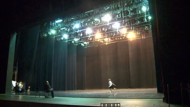 dancer, stage-director, choreography