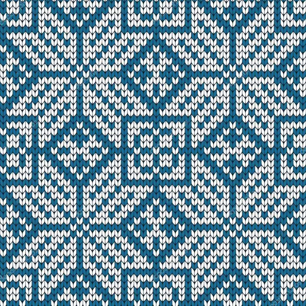 Punto de patrones sin fisuras en estilo noruego — Vector de stock ...