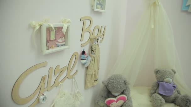 Barevný dětský pokoj