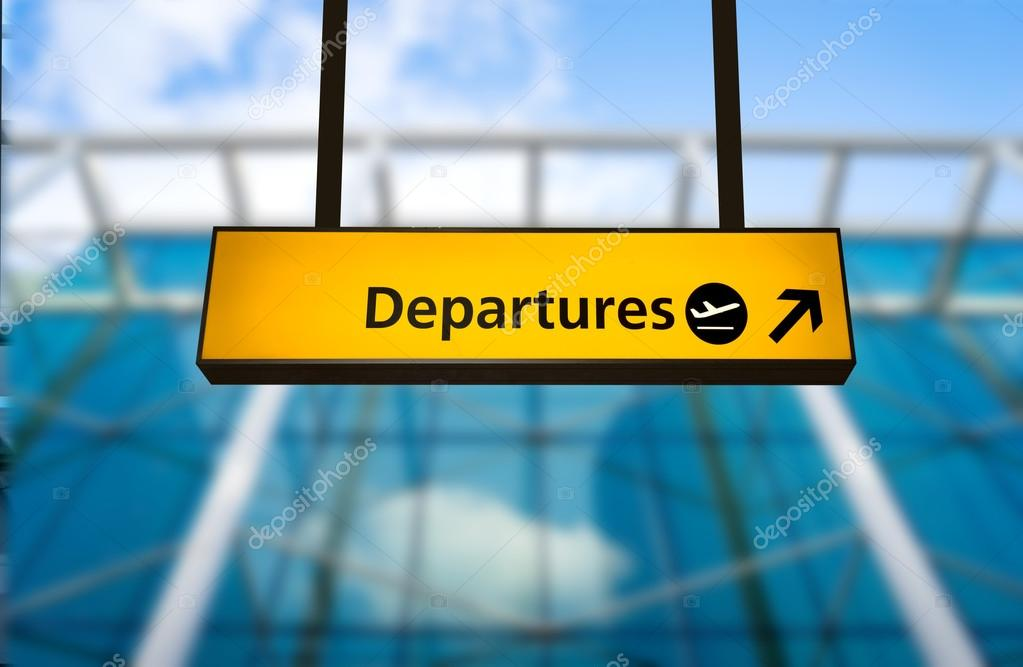 Check In Airport Departure Arrival Information Board Sign Stock Photo C Joekasemsarn Gmail Com 101797206