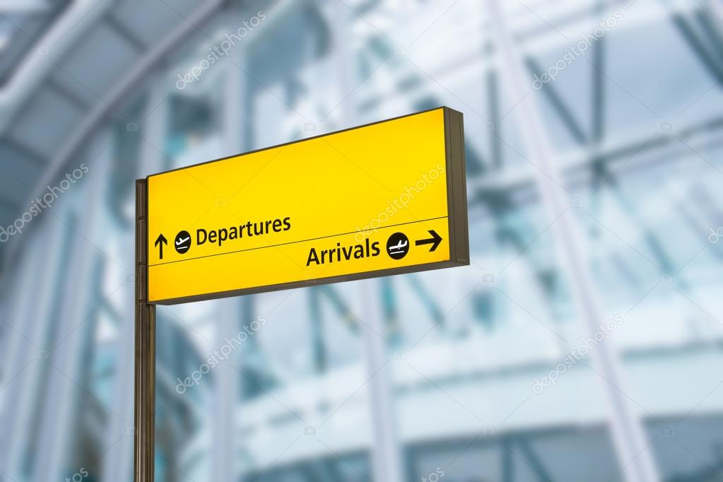 Check In Airport Departure Arrival Information Board Sign Stock Photo C Joekasemsarn Gmail Com 97518082