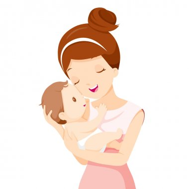 Mother Cartoon Premium Vector Download For Commercial Use Format Eps Cdr Ai Svg Vector Illustration Graphic Art Design