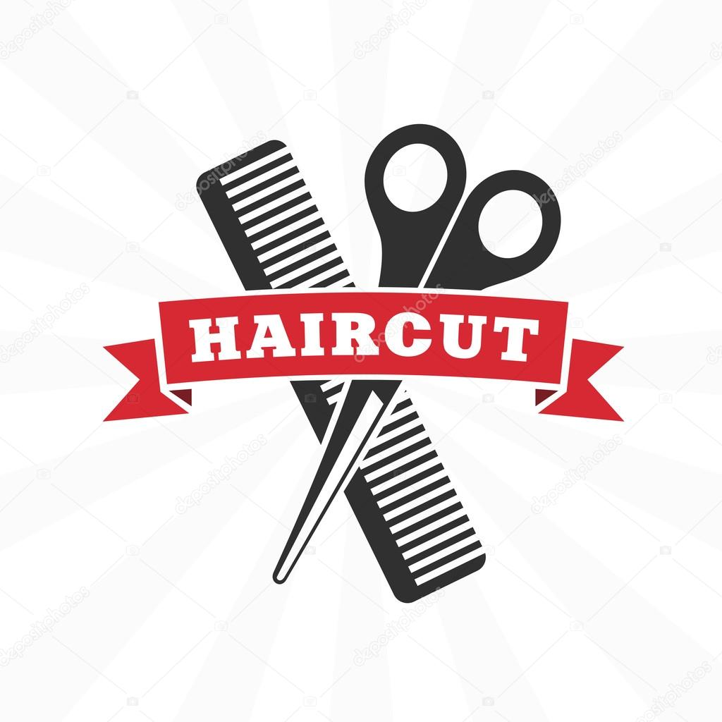 Haircut Vector Icon Stock Vector C Art Sonik 116379116