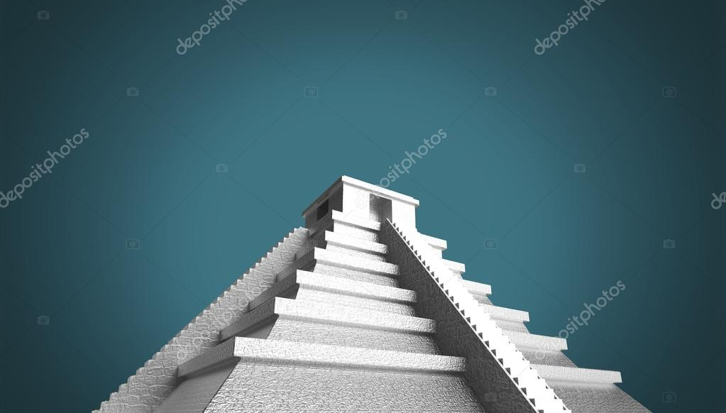 Піраміда золото ацтеків