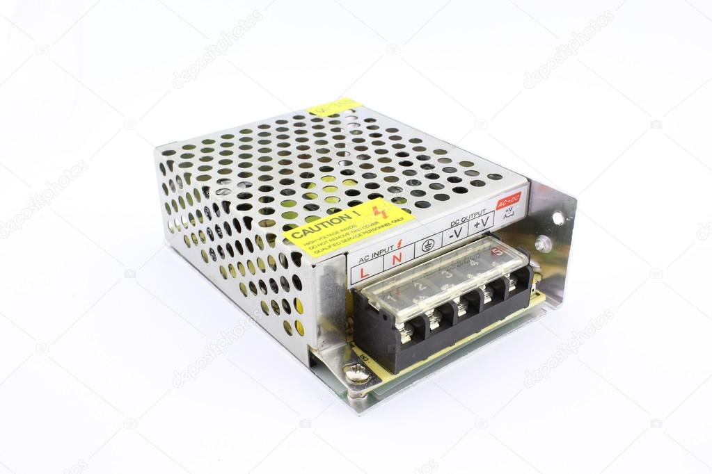 SMPS power supply — Stock Photo © clarion450.yahoo.com #97386452