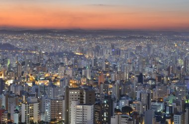 City of Belo Horizonte, Brazil