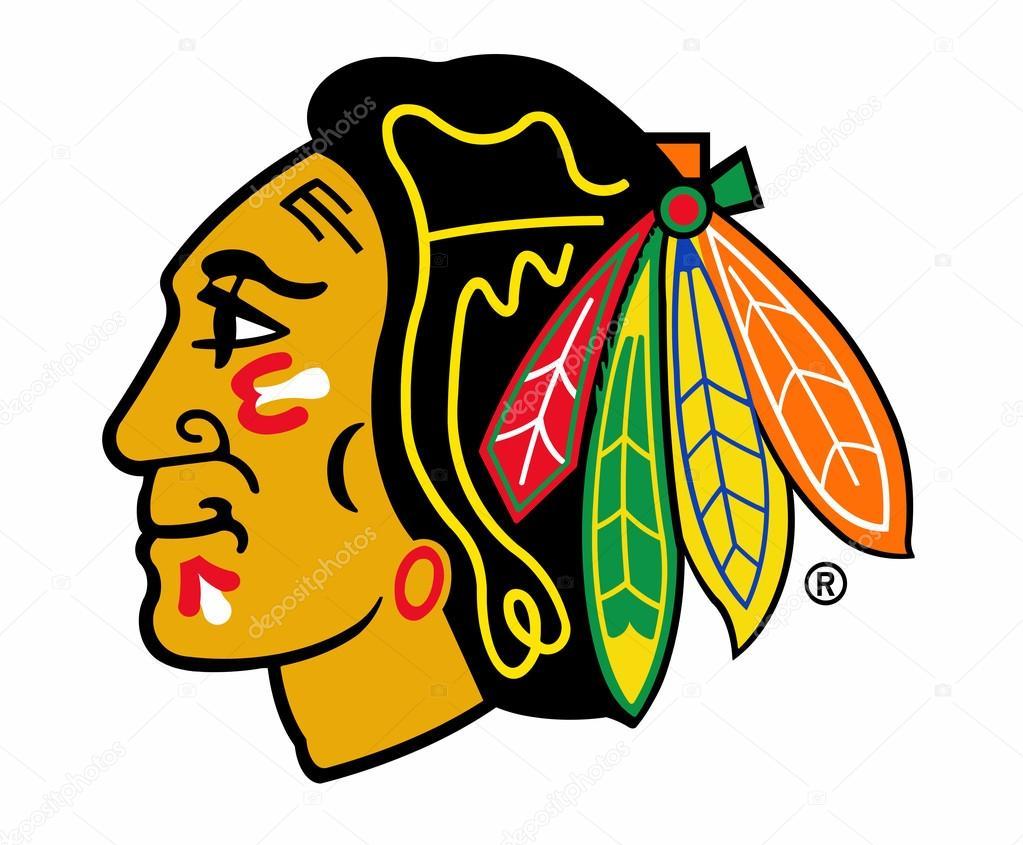 El logo del club de hockey \