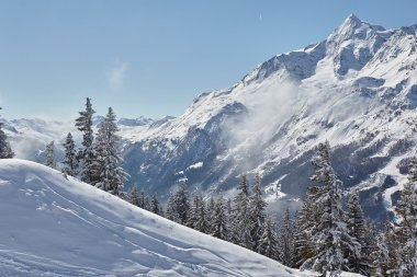 March of the French Alps.