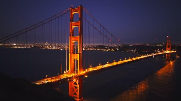 Golden gate bridge v san Franciscu