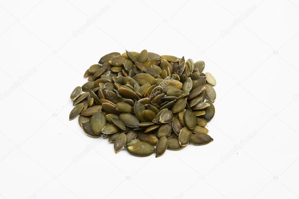 Tasty pumpkin seeds