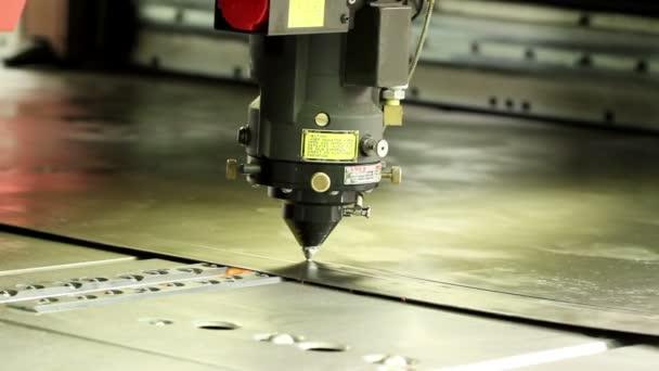 Stavba letadel. Robotické výroba high-tech.