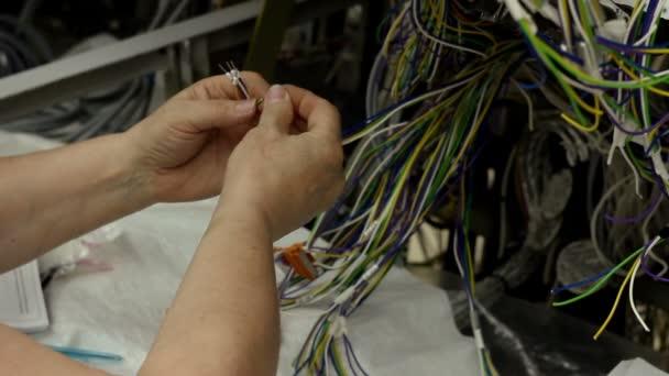 Montáž elektroinstalace, elektrických zařízení