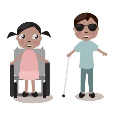 Children with impairments