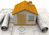 Plánování Home Concept - 3D