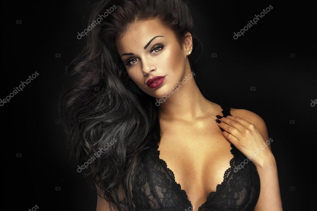 sexy príťažlivé nahé Lady