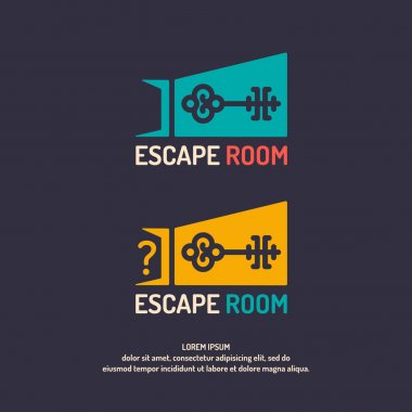 Real-life room escape.