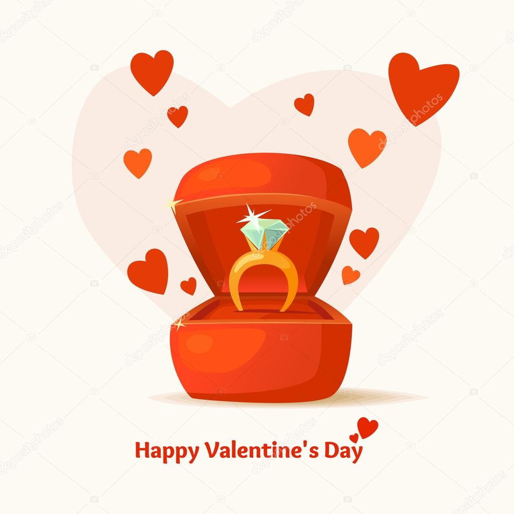 Dibujos Fondos 14 De Febrero Animados Día De San Valentín El 14