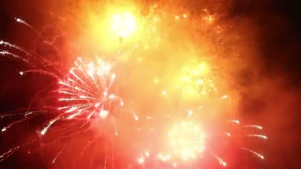 oslav událost, ohňostroj