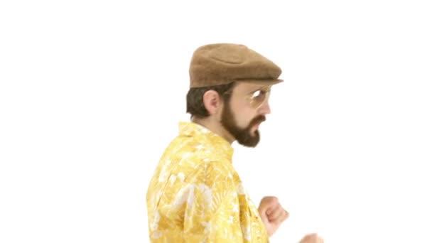 férfi öltöző vintage ruha tánc