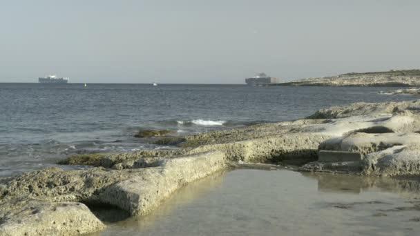 Kontejnerové lodě nechat Malta svobodného přístavu