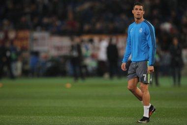 UEFA CHAMPIONS LEAGUE  2015/2016- LAST-16  MATCH ROMA VS REAL MA