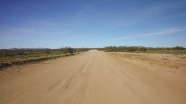 Driving Template With 3 Axis Stabilizer Desert Dirt Road 06 African Savanna or Mid East