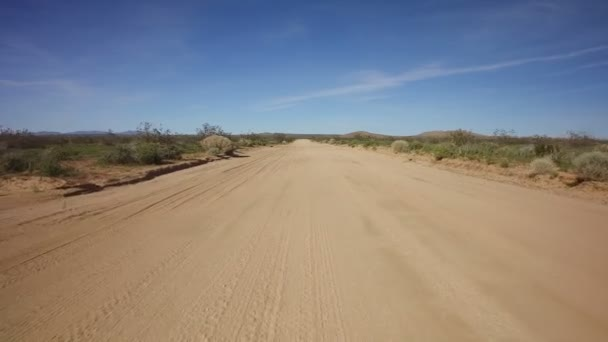 Driving Template With 3 Axis Stabilizer Desert Dirt Road 04 African Savanna or Mid East