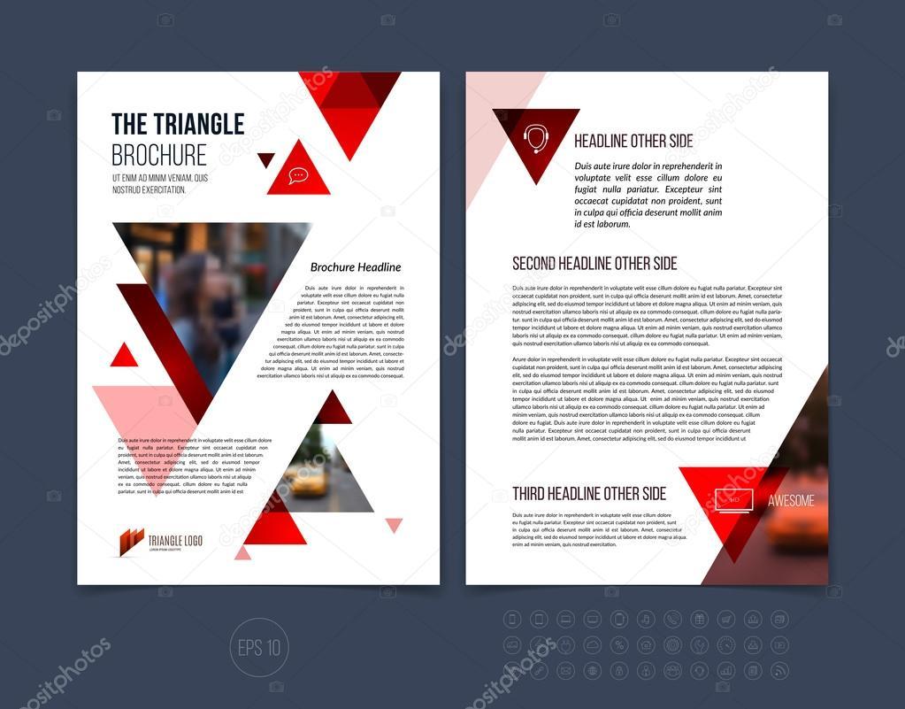A Report Template Of A Design