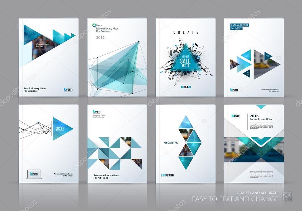 Broşür şablonu Düzeni, Kapak Tasarımı Faaliyet Raporu