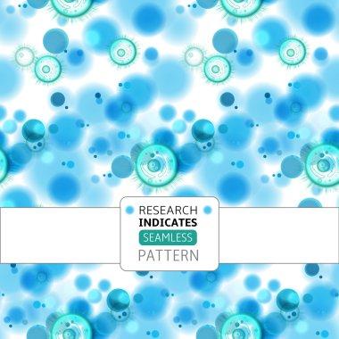 organism blue cells