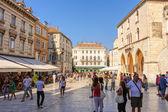 Split, Croatia National Market square